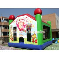 Buy cheap Beautiful Inflatable Bouncy Castle Strawberry Short Cake Jumping Bouncer from Wholesalers