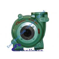 Quality EHR-2C abrasion and corrosion resistant rubber lined slurry pump design for sale