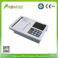 Buy cheap PROMISE ECG machine/ electrocardiograph/ 3/6/12-channel ECG with12 lead ECG from wholesalers