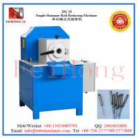 Buy cheap rotary swaging machine for cartridge heater from Wholesalers
