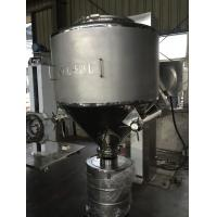 Buy cheap Pharmaceutical Mass Mixing Machine Automatic Lifting Bin Blender from Wholesalers