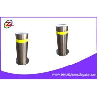 Buy cheap Security hydraulic retractable bollards , Traffic automatic rising bollards from Wholesalers