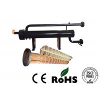 Buy cheap 100TR Double Circuit Copper Tube Evaporator Water Cooled Heat Exchanger from Wholesalers