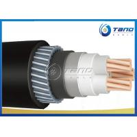 Buy cheap 0.6 / 1 kV LV Power Cable 16mm2 25mm2 , SWA Armoured Power Cable from Wholesalers