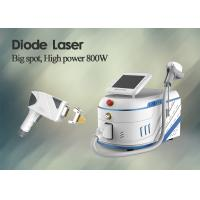 China 3 Wavelength 755nm 808nm 1064nm Diode Laser Machine Portable 20 Million Shots on sale