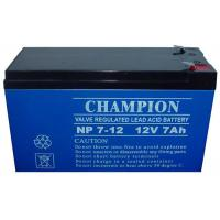 Buy cheap China Champion UPS Battery 12V7Ah NP7-12 Lead Acid AGM Battery VRLA Battery, SLA Battery from Wholesalers