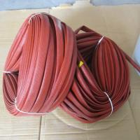 Buy cheap 2751 Silicone Rubber Fiberglass Sleeving for Electrical Instruments from wholesalers