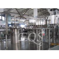 Pure Water Production Line 3 in 1 Water Filling Machinery monobloc Type 8000BPH - 10000BPH