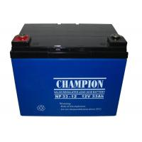 Buy cheap China Champion UPS Battery 12V33Ah NP33-12 Lead Acid AGM Battery VRLA Battery, SLA Battery from Wholesalers