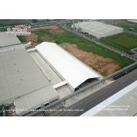 Buy cheap 2000sqm Waterproof PVC Structure Outdoor Warehouse Tent for Storage from wholesalers