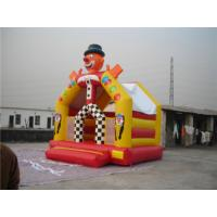 Buy cheap Funny Giant Inflatable Bounce House Inflatable Jumping Castle Fire Resistance from Wholesalers