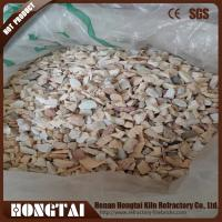 China precision castinguse calcined bauxite to make the mold for casting on sale