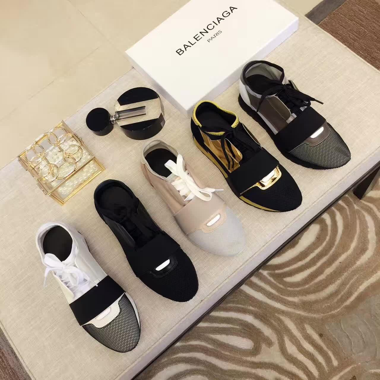 Buy cheap BALENCIAGA zapatillas Race Runner , 2017 Newest Arrivals For Sale from Wholesalers