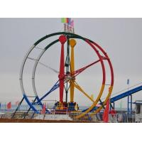 Quality outdoor attraction for sale amusement fun park rides ferris wheel ring car for sale