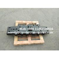 Buy cheap MANITOWOC 4100 Track Pad for Crawler Crane Undercarriage parts from Wholesalers