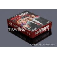 Buy cheap Mad Men Seasons 1-4 DVD Boxset from Wholesalers