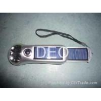 Buy cheap SOLAR POWER FLASHLIGHT - SOLAR POWER PRODUCTS - Product Catalog - Coming Electrical Industry Co Ltd from Wholesalers