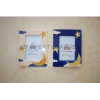 Buy cheap Decorated Commodity ceramic photo frame ceramic photo frame from Wholesalers