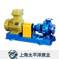 China Chemical pump IH Single-stage Chemical Centrifugal Pump on sale