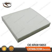 Buy cheap High Quality Auto cabin Filter For AUDI VW OEM:6R0819653 from wholesalers
