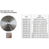 Buy cheap CERAMIC SAW BLADE from wholesalers