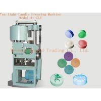 Candle Molding Machine - Manual Machine Tea-light Candle Pressing Machine