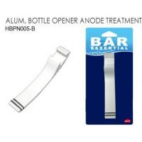BAR ACCESSORY ALUM. BOTTLE OPENER ANODE TREATMENT