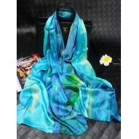Buy cheap Silk Scarf 88cm x 192cm-fashion pattern from wholesalers