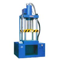 Buy cheap Four Column Single Acting Hydraulic Press from wholesalers