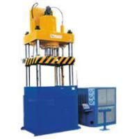 Buy cheap Four Column Double Action Plate Hydraulic Press from wholesalers