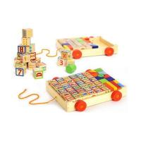 Buy cheap Wooden Letter blocks from wholesalers
