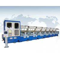 Buy cheap Features of Straight Line Type Wire Drawing Machine from wholesalers