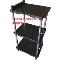 Buy cheap 3 TIER TROLLEY SHELF HEAVY DUTY from wholesalers