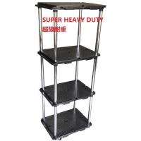 Buy cheap 4-TIER TROLLEY & SHELF HEAVY DUTY from wholesalers