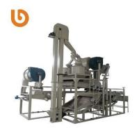 Hemp seed shelling machine grain processing equipment