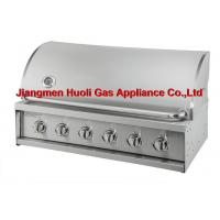 Built-in BBQ 6 Burner(90 panel) Barbecue series