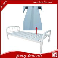 Buy cheap Wholesale New Design Bed Base Metal Single Bed For Labor Or Home Use from Wholesalers