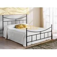 Buy cheap Metal Iron Bed For Bedroom Furniture Home Use BED-T-017 from Wholesalers