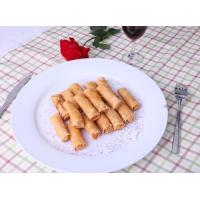 Buy cheap English Vegetarian spring rolls from wholesalers