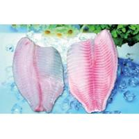 Buy cheap Frozen Tilapia Fillets Shallow SKinned Fillet-Less Trimmed from wholesalers