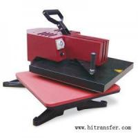 Buy cheap Manual Wobble Heat Press machine HI-A3 from wholesalers
