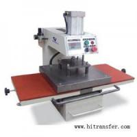 Buy cheap Pneumatic Double Stations Heat Press Machine HI-B1 from wholesalers
