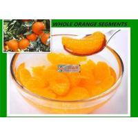 Buy cheap New Crop Tropical Canned Mandarin Navel Oranges Fruit In Light Syrup from wholesalers