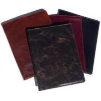 """Leather Bible Cover - Large (fits up to 7"""" x 10"""")"""