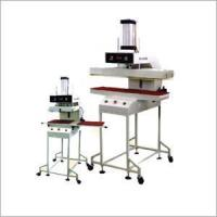Air Driven Heat Transfer Press