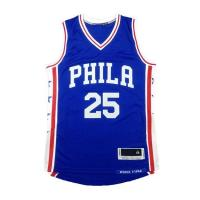 China china Men's Philadelphia 76ers Ben Simmons #25 Revolution 30 Swingman Jersey on sale