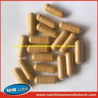 Buy cheap GMP Certifed Lutein capsules private label from wholesalers
