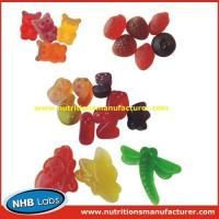 Buy cheap Kids Fruit Gummies oem private label wholesale from Wholesalers