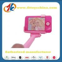Buy cheap New Fashion Toys Plastic Pretend Mobile Phone With Selfie Stick Set from Wholesalers