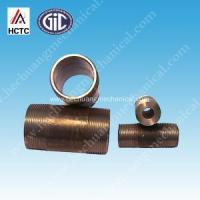 China Sch 80 STEEL PIPE NIPPLES on sale